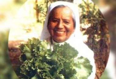 María Agustina Rivas López, religiosa peruana