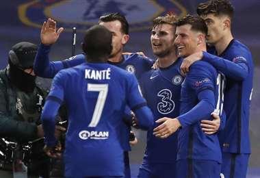 Chelsea jugará un partido clave el domingo por la Premier. Foto: internet