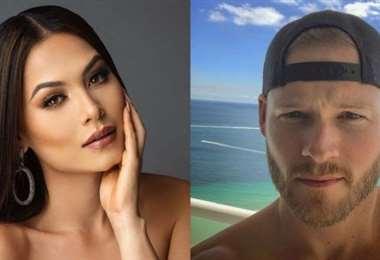 El tiktoker El Gringo quiere ser novio de la Miss Universo