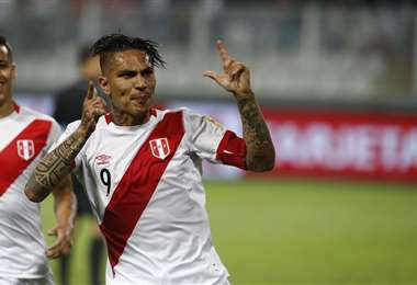 Paolo Guerrero vuelve a la selección peruana. Foto: internet