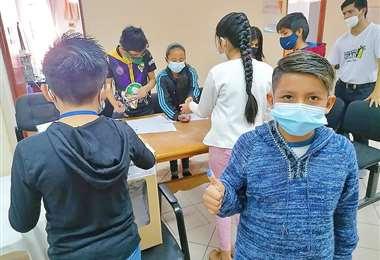 Esta semana, se contabilizaron 304 estudiantes contagiados