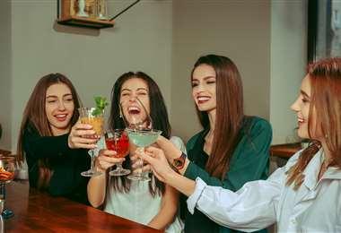 Cocteles para mujeres