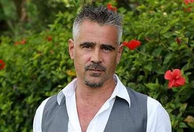 El actor irlandés tiene 44 años y ya empezó a canar