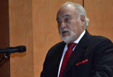 Fernando Illanes de la Riva fue el gestor de la UPB
