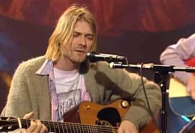 Kurt Kobain falleció en abril de 1994