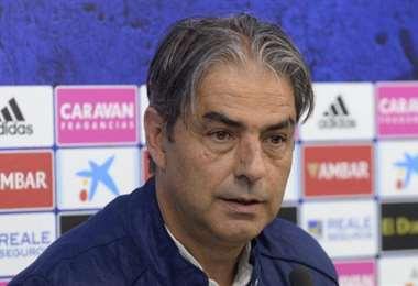 José Ignacio González, entrenador español de 54 años. Foto: internet