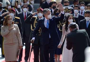 Guillermo Lasso, presidente de Ecuador/Foto: AFP