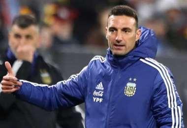Lionel Scaloni, entrenador del seleccionado argentino. Foto: internet