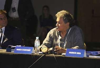 Marco Antonio Etcheverry, ex mundialista con la selección nacional. Foto: internet