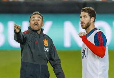 Causó sorpresa la ausencia de Sergio Ramos en la lista de convocados. Foto: Internet
