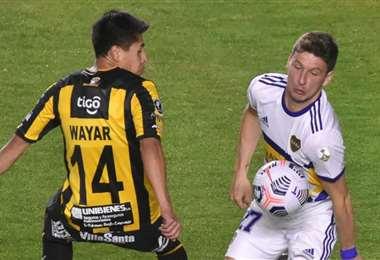 The Strongest se jugará su clasificación ante Boca en Argentina. Foto: Internet