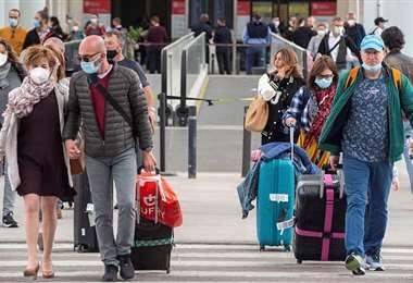 Los turistas ingresarán sin restricciones y sin requisitos