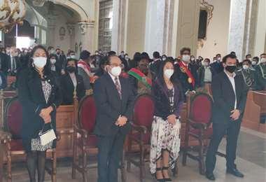 Aniversario de Chuquisaca/Foto: William Zolá