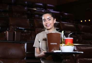 Cinemark relanza su oferta gastronómica para los amantes del séptimo arte