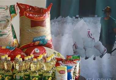 """""""Santa Cruz sin hambre"""" repartirá ayuda a las familias necesitadas. Foto: R Barba"""