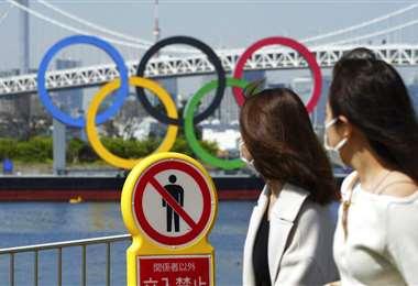 Los Juegos Olímpicos están previstos del 23 de julio al 8 de agosto. Foto: Internet