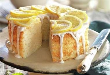 Torta glaseada