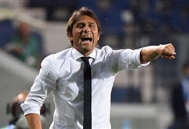 Antonio Conte tiene 51 años y dirige al Inter desde 2019. Foto: Internet