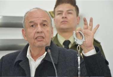 Foto referencial. El exministro fue detenido en EEUU
