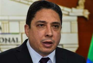 Arce fue asesor de Evo Morales desde que este ingresó al Parlamento en 1997