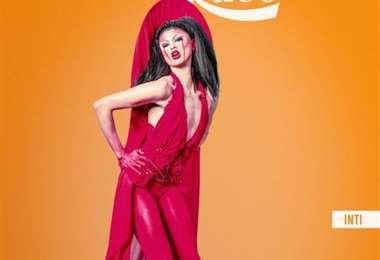 Inti dice que el 'drag' la ayudó a descubrir su identidad de género