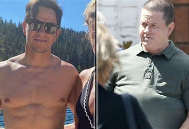 Mark Wahlberg ingirió ocho comidas al día por tres semanas