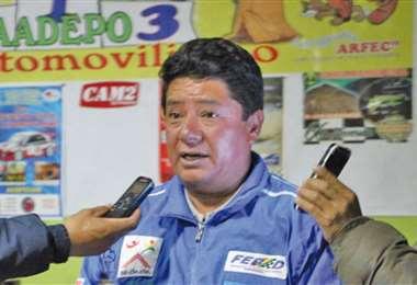 Ramiro Aguirre dejó este mundo a los 49 años de edad. Foto: Febad