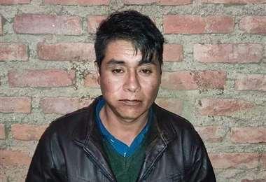 El hombre fue derivado a la cárcel del Abra tras ser imputado por feminicidio.