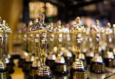 Estatuillas que se entregan a los premios Óscar