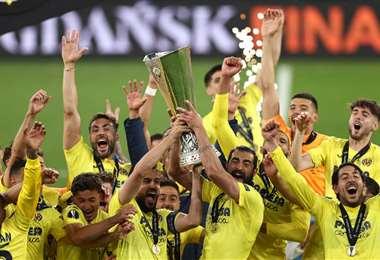 Europa League: campeón