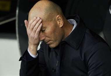 Ya corrían rumores de que Zidane no seguiría en el banquillo blanco. Foto: Internet