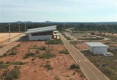 Aeropuerto de San Ignacio podrá operar vuelos. Foto: C.Quinquiví