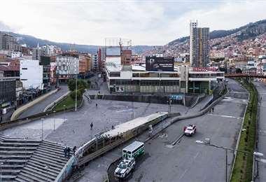 Del 31 de mayo al 7 de junio están prohibido los eventos masivos en La Paz.