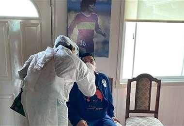 Sospechan de tratamiento inadecuado, deficiente y temerario al '10'. Foto: Internet
