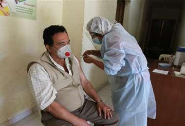 La vacunación forma parte de las acciones de contención contra el Covid-19