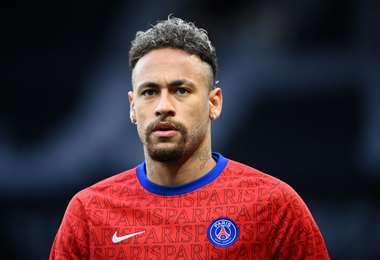 El brasileño Neymar perdió el contrato de Nike. Foto: AFP