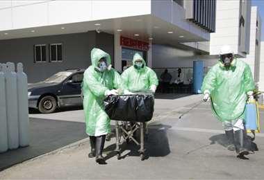 Cochabamba, Oruro, Tarija y Santa Cruz atraviesan una crisis de provisión de oxígeno