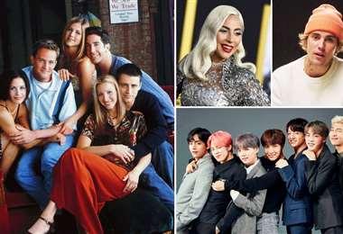 Los actores de Friends y los artistas censurados en China
