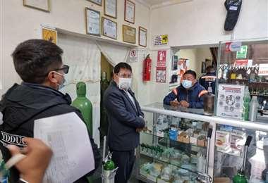 Se espera normalizar la oferta de medicamentos (Foto: Juan Carlos Torrejón) para las UTI