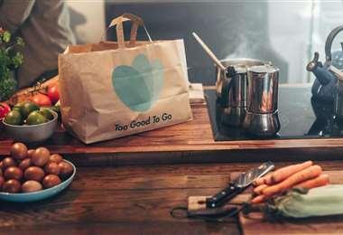 Too good  to go, app contra el desperdicio de comida