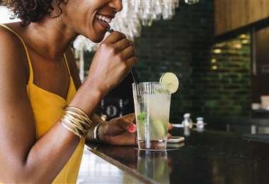 Bebidas con bajas calorías