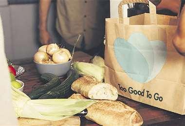 Los alimentos que no se utilizan son vitales para paliar el hambre de los que necesitan