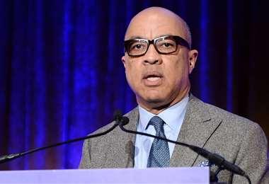 Darren Walker, presidente de la Fundación Ford