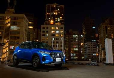 El nuevo Nissan Kicks cuenta con un motor HR16DE de 1.6 litros