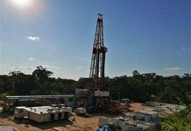 Se busca actualizar el dato de las reservas de gas que tienen el país (Foto: ABi)