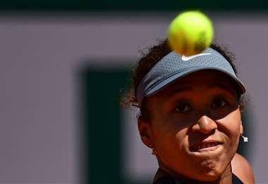Naomi Osaka, tenista japonesa de 23 años. Foto: AFP