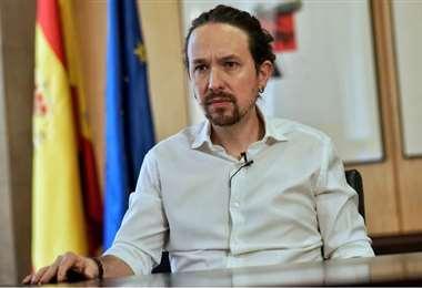 El líder de Podemos se retira