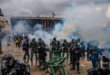 Las violencia recrudece en Colombia