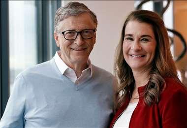 Bill y Melinda Gates aún no definen su situación financiera
