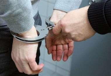 El periodista fue detenido a mediados de abril